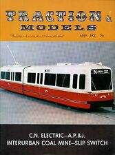 Traction & Models Magazine : May 1970 : C.N. Electric - A.P.&J.