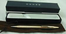 SALE! Cross Executive 14k Rose Gold Century 0.9mm Pencil 150305 USA MINT Dimple