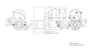 New Starter  TYC  1-17263