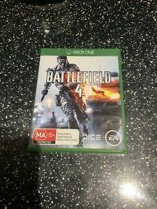XBOX ONE GAME Battlefield 4