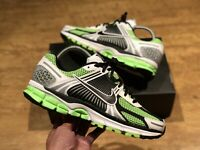 NIKE ZOOM VOMERO 5 SP MENS ELECTRIC GREEN RUNNING TRAINERS SIZE UK6 EUR40 US7