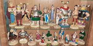 Asterix und seine Welt Plastoy DeAgostini Heft und Figur AUSWAHL Sammlerqualität
