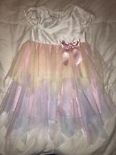 Girls Dress Size 4 Bonnie Jean Pink