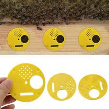 12pc Plastic Bee Nest Door / Entrance Disc / Bee Hive Nuc Box Entrance Gate Tool