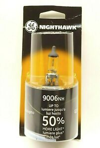 GE NIGHTHAWK 9006NH/BP HALOGEN 50% MORE LIGHT