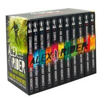 Alex Rider Collection 11 Book Box Set The Complete Mission Anthony Horowitz