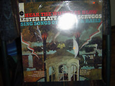 SEALED FLATT & SCRUGGS-Sing Songs of the Rivers & Rails-1973-LE-10522-SEALED