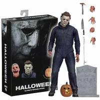 "Halloween Ultimate Michael Myers 7"" Action Figure 2018 Movie 1:12 Toy NECA"