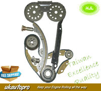 Timing Chain Kit Fit SAAB 9-3 1.8T 2.0t Holden Opel 2.0 2.2 2.4 Z22SE Z22YH A20