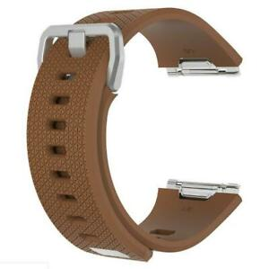 For Fitbit Ionic Band Replacement Wrist Strap Silicone Smart Watch Band Large