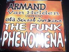 Armand Van Helden Presents Old School Junkies – The Funk Phenomena CD Single –