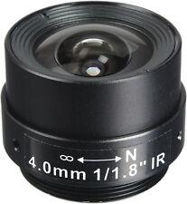 Arecont Vision - Lente a focale fissa MPL4.0 è indicata per AV da 1.3MP a 5MP