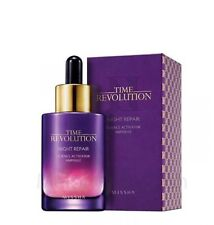 MISSHA Time Revolution Night Repair New Science Activator Ampoule 50ml UK Seller