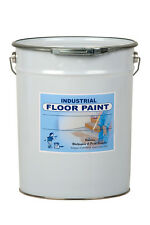 20 litre Light Grey Industrial Floor Paint - HEAVY DUTY