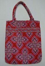 """Vera Bradley Frankly Scarlet Purse Tote Handbag 11.5"""" x 14"""" Excellent condition"""