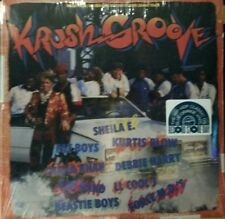 Krush Groove Original Soundtrack RSD 2018 Record Store Day colored vinyl