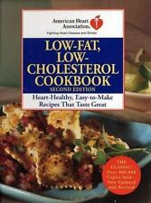 American Heart Association Low-Fat, Low-Cholesterol Cookbook, Second Edition: H