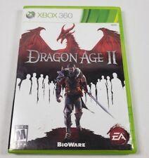 Dragon Age II 2 (Microsoft Xbox 360, 2011) Complete TESTED