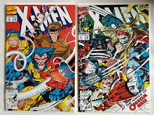 X-men 4 & 5 First Omega Red Jim Lee Covers Rumored in Falcon and WS series VF-NM