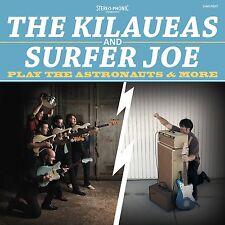 "THE KILAUEAS & SURFER JOE ""play The Astronauts & more"" Vinyl LP! Surf Surf!"
