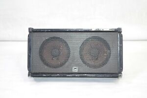 TOA Model SM-60 Stage Floor Wall Mount Monitor Speaker 100 Watts