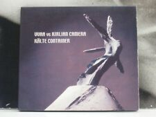 VVAA VS KIRLIAN CAMERA - KALTE CONTAINER CD NEAR MINT COVER EXCELLENT
