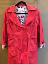 Guess Trench Coat Size L Pre Own