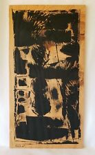 """""""Redemption"""" Abstract Minimalist Painting On Reclaimed Wood by K.A.DavisArt"""