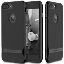 For Apple iPhone 8 7 Plus Shockproof Case + 2Pcs Tempered Glass Screen Protector