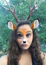 Antler Headband Doe Fawn Deer Horn SnapChat Costume Instagram Halloween USA