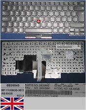 Teclado Qwerty UK LENOVO Edge E420 E420S AB - 85 GB MP-11H36GB-3872 0B35840
