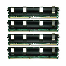16GB Kit (4x4GB) DDR2 800MHz ECC FBDIMM Apple Mac Pro 8 Core (Mac ID: MacPro3,1)