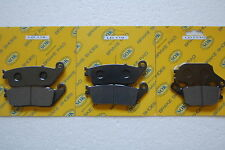 FRONT&REAR BRAKE PADS fit TRIUMPH Tiger 800 XC 2011-2015