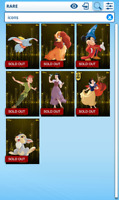Topps Disney Collect - Topps Classic Icons set with award DIGITAL