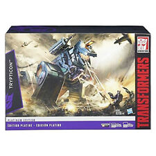 Transformers Hasbro 100% Authentic Platinum Edition G1 Reissue Trypticon Fast