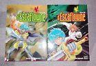 Lot mangas Vision d'Escaflowne tomes 1 et 2