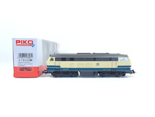 PIKO H0 57803 AC, Diesel-Lok BR 218, DB, blau/beige, digital, neu, OVP