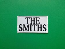 HEAVY METAL PUNK ROCK MUSIC FESTIVAL SEW ON / IRON ON PATCH:- THE SMITHS