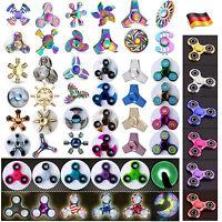 Hand Spinner Metall Fidget ADHS EDC KREISEL Anti Stress Multifarbe rainbow