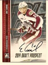 ERIC CORNEL 2014 LEAF IN THE GAME ITG DRAFT PROSPECTS ON CARD GOLD AUTO /20