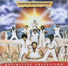 Earth Wind & Fire Definitive collection-Best of the best (17 tracks, 1995)  [CD]