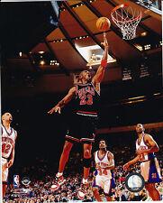 Michael Jordan Chicago Bulls 8x10 Picture NBA Basketball Action Pose Photo MJ