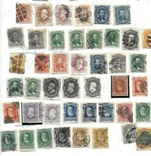Brazil stamps Collection of 45 CLASSIC stamps HIGH VALUE!
