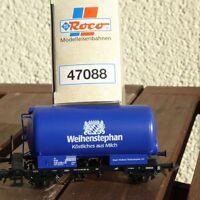 Roco 47088 Tankwagen Kesselwagen Weihenstephaner Milch DB Ep.4/5