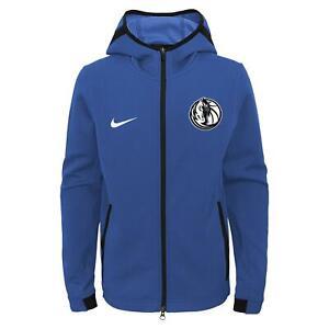 Nike NBA Youth Dallas Mavericks Showtime Full Zip Hoodie
