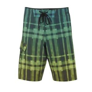 SEA-DOO ME'S COVE TECHNICAL BOARDSHORTS SIZE 32 4537513818