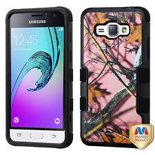 For Samsung GALAXY Luna S120 Hybrid TUFF Hard Gel Shock proof Rugged Case Cover