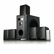 Home Theater Surround Sound Speaker System Audio USB Party Music Movie House Fun