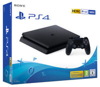PLAYSTATION 4 PS4 500GB F Chasis Negro Consola 9388876