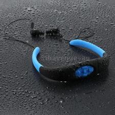 8GB Sports MP3 Player Waterproof Swimming Wireless Stereo Headsets FM TF SD Z7B4